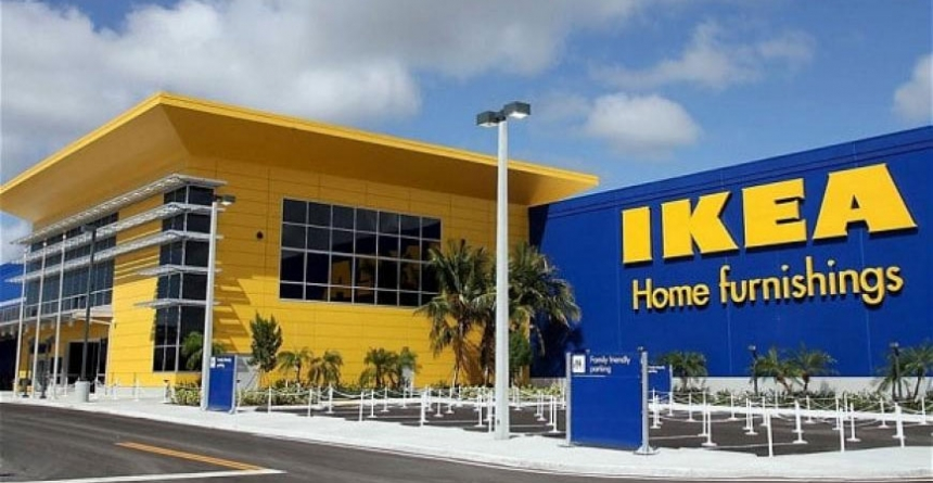 Через 1-2 года IKEA намерена выйти на рынок Киева