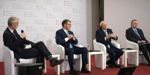 Фонд Віктора Пінчука провів публічну панельну дискусію «Безпека для України» з провідними світовими  експертами з безпеки