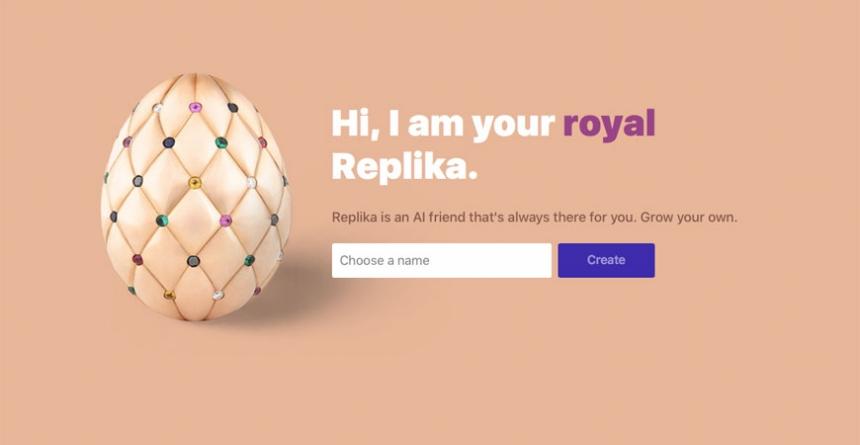 Сервис для создания цифровой копии личности Replika привлёк $6,5 млн
