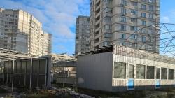 Рынок в Киеве с земельным участком 32 сот. в собственности