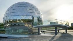 Українські технології у першому повносферичному кінотеатрі Південної Кореї