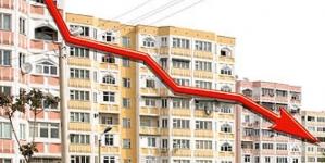 «Вторичка» продолжает дешеветь: За год цена на вторичном рынке Киева снизилась на 8,2%