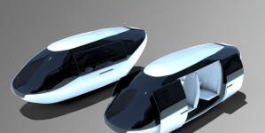 На CES показали беспилотное летающее такси Uber
