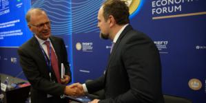 На площадке ВЭФ президент Carlsberg Group присоединился к Альянсу руководителей компаний – лидеров в борьбе с изменением климата