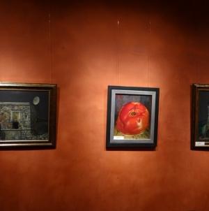 Художня виставка Юрія Коха та Ольги Погрібної-Кох у арт-просторі «Львіварні»