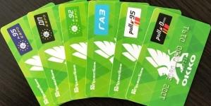Сеть «ОККО» и ПриватБанк выпустили топливные карты для бизнес-клиентов