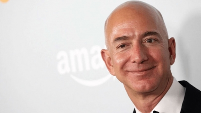 Основатель Amazon Джефф Безос стал самым богатым человеком в истории