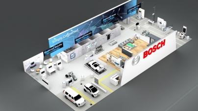CES 2018: Bosch бачить майбутнє у сфері смарт-міст