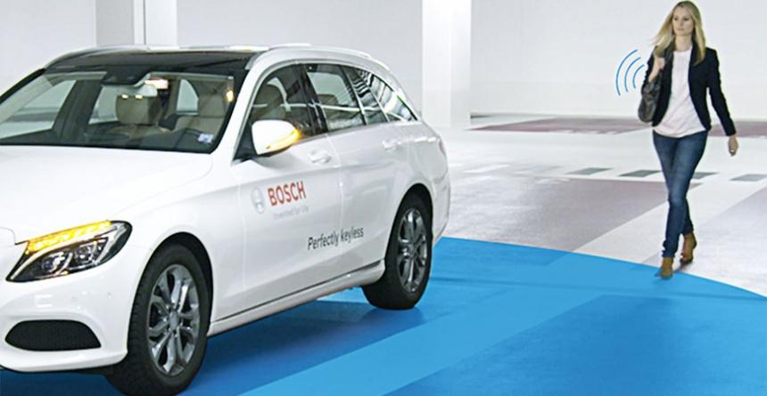 Bosch создает подразделение для услуг «подключенной» мобильности
