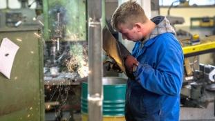 Украинская экономика замедлила рост: за 2017 год ВВП увеличился на 2,1%