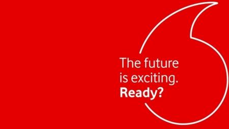 Vodafone представив нову глобальну стратегію бренда в Україні