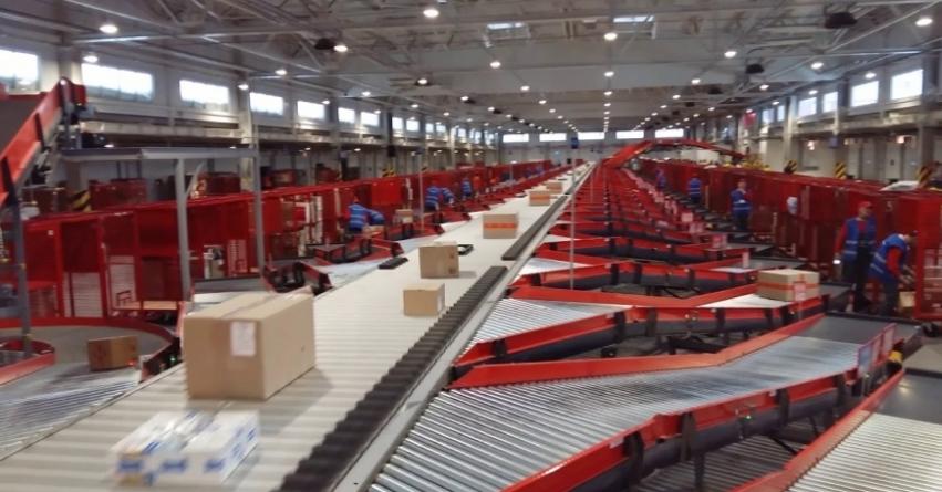 «Новая почта» инвестировала в инновационный терминал в Киеве 15 млн. евро