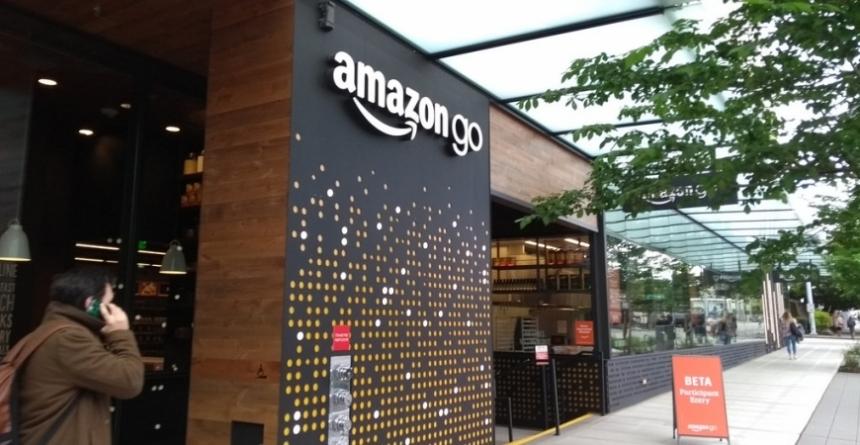Дело техники: как традиционные ритейлеры конкурируют с магазинами Amazon Go