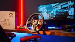 Украинские игровые педали и руль от Feel VR собрали $60 тыс. на Kickstarter
