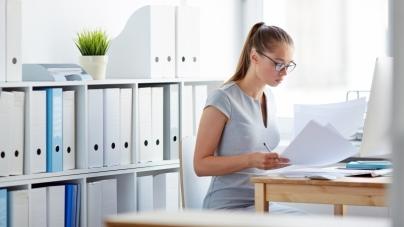 Исследование: больше половины украинских компаний все еще ведут учет клиентов в Excel, 3% — на бумаге