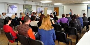 Менеджери філій ПАТ «НСТУ» й керівництво компанії обговорили подальші кроки реформування Суспільного