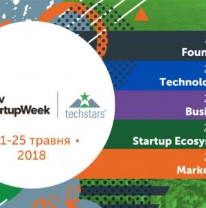 Techstars Startup Week Kyiv!