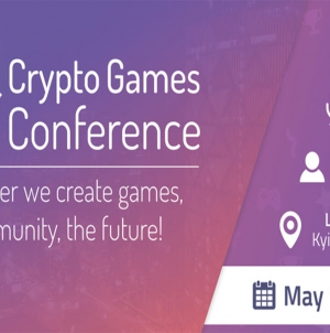 Состоялась первая в истории Crypto Games Conference