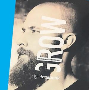 Facebook выпустил свой журнал о бизнесе