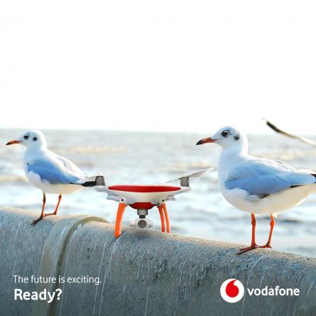 Vodafone открыл умный туристический маршрут в Черкассах