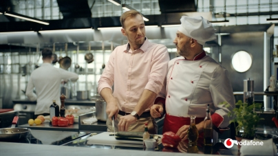 Самостійність без меж – My Vodafone у багатосерійній рекламній комедії