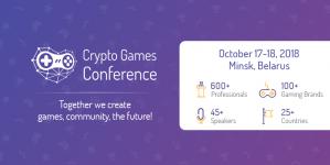 Стартовала регистрация на Crypto Games Conference в Минске