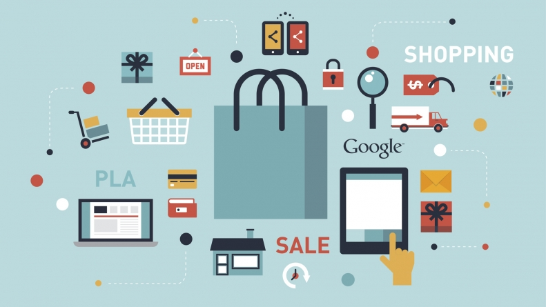 Google запустил в Украине сервис Google Shopping