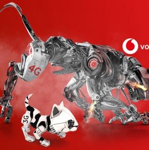 Vodafone запустил 4G в Кривом Роге в диапазоне 1,8 Ггц