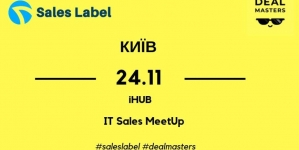 It Sales MeetUp from Sales Label & Deal Masters