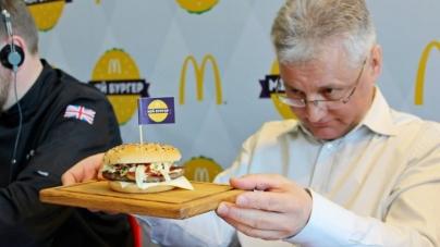 Гжегож Хмелярский, McDonald's Украина: Средний срок окупаемости ресторана — 5-10 лет