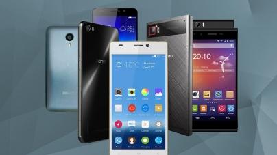 Китайские бренды смартфонов захватывают украинский рынок