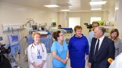 Фонд Віктора Пінчука відкрив у Львові 34-й центр допомоги новонародженим «Колиски надії»