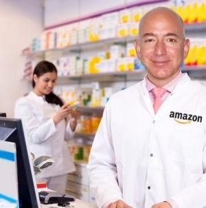 Лекарства онлайн: Amazon выходит на рынок дистрибуции медикаментов