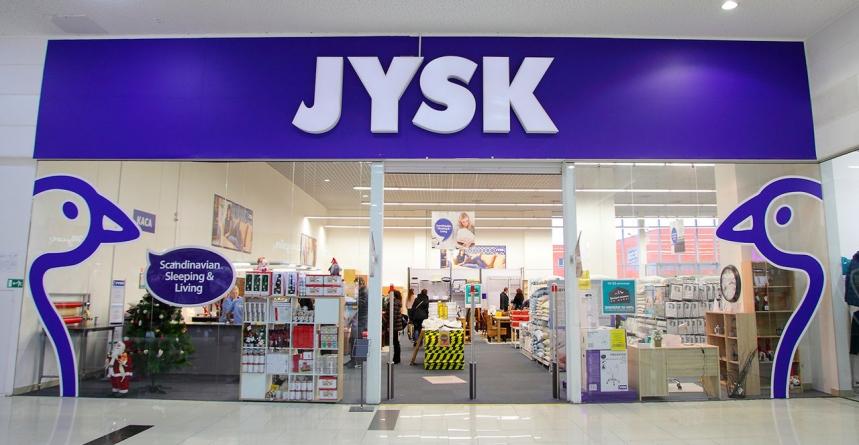JYSK расширит сеть до 46 магазинов в Украине