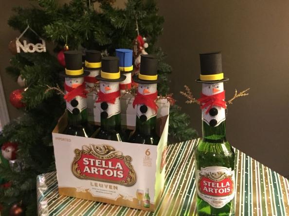AB InBev Efes презентует лимитированную линейку Stella Artois Christmas