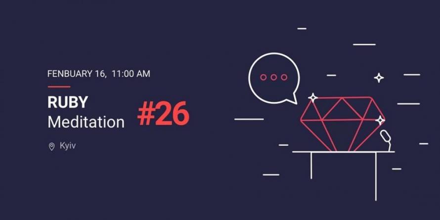 Ruby Meditation #26