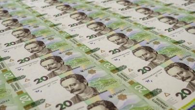 Банки одолжили украинскому правительству почти 10 млрд. грн