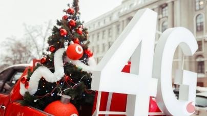 Украинцы перешли на петабайты: клиенты Vodafone использовали 6 ПТ интернет-трафика в зимние праздники