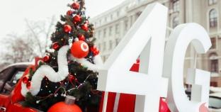 Vodafone существенно расширил 4G покрытие Еще полмиллиона украинцев получили доступ к 4G от Vodafone