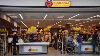Biedronka подстраивается под украинских покупателей