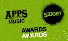 Кросс-медийный проект APPS Music & SZIGET: Awards