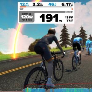 VR-стартап для беговых и велотренировок Zwift привлёк $120 млн