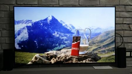 Новости: о том, как снимали ролик для Swiss Energy