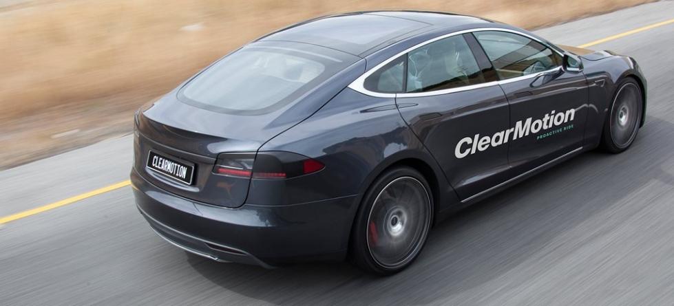 Microsoft инвестировала в создателя адаптивной автомобильной подвески ClearMotion