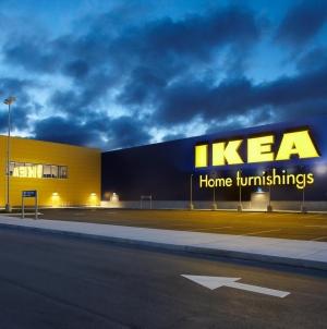 IKEA инвестирует в Украину «по-минимому»