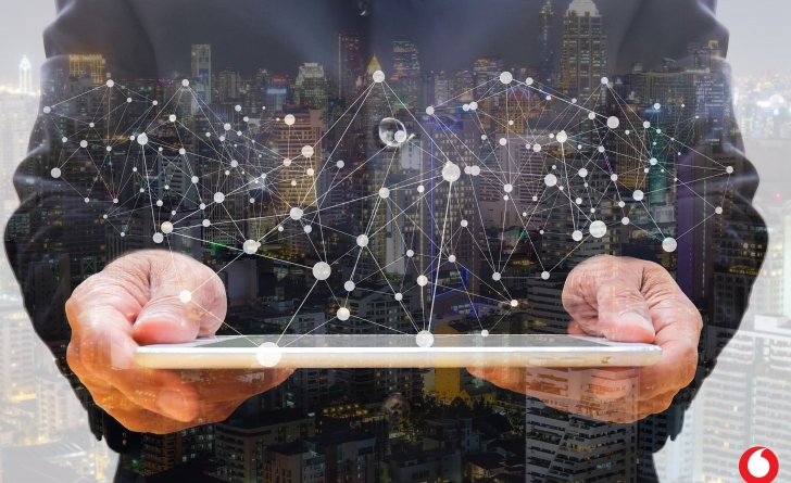Еще ближе к Smart City: Vodafone провел тестирование собственной сети NB-IoT в двух городах