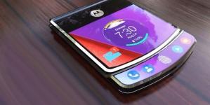 Motorola выпустит смартфон со складным экраном. Компания не хочет отставать от конкурентов