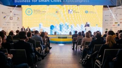 В Украине впервые состоялся уникальный Международный ЭКСПО-конгресс «Бизнес для Умных Городов»