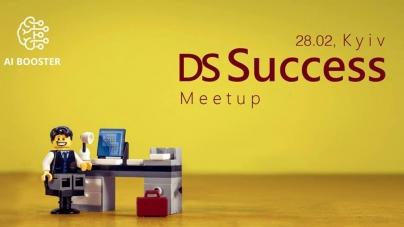 DS Success Meetup