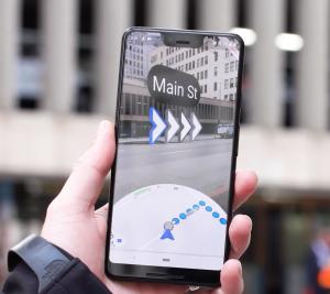 В Google Maps тестируют дополненную реальность: как это выглядит